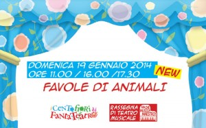 14.01.19 Favole di animali