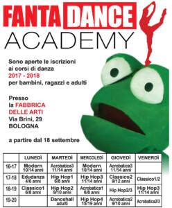 Corsi Danza 2017-2018 VOLANTINO