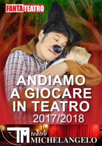 Andiamo a giocare in teatro 2017-2018 MODENA Infanzia-Primaria