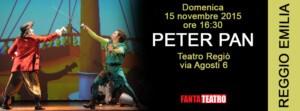 PETER PAN reggio
