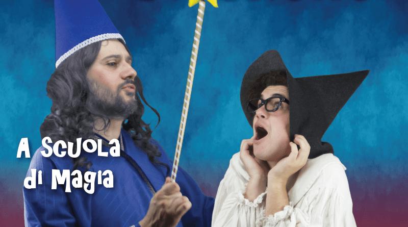 A scuola di magia – Rassegna Teatro Michelangelo