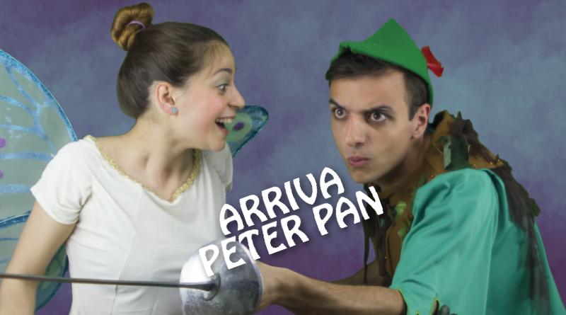 Arriva Peter Pan, Sala Biagi D'antona, Castelmaggiore (BO)