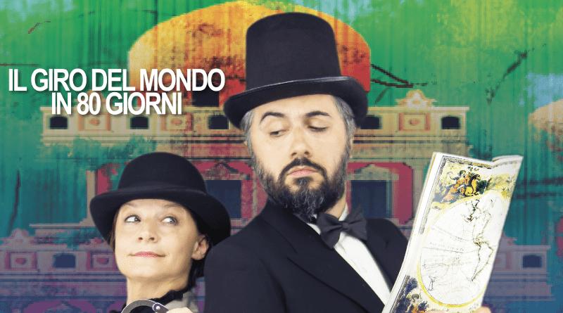 Il giro del mondo in 80 giorni, Teatro Verdi, Gorizia