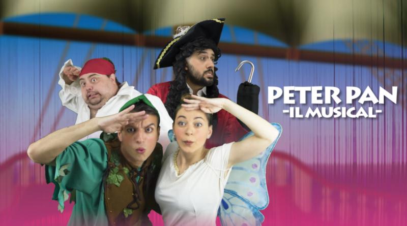 "Peter Pan ""Il musical"", Auditorium Enzo Ferrari, Maranello (MO)"