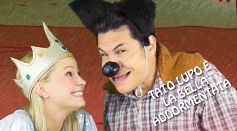 Tato Lupo e la Bella Addormentata, Medole (MN)