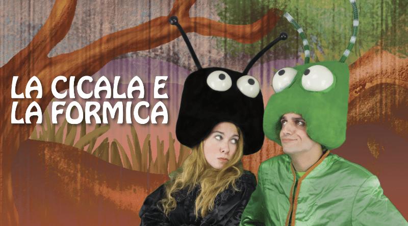 La cicala e la formica - Rassegna Teatro Fanin