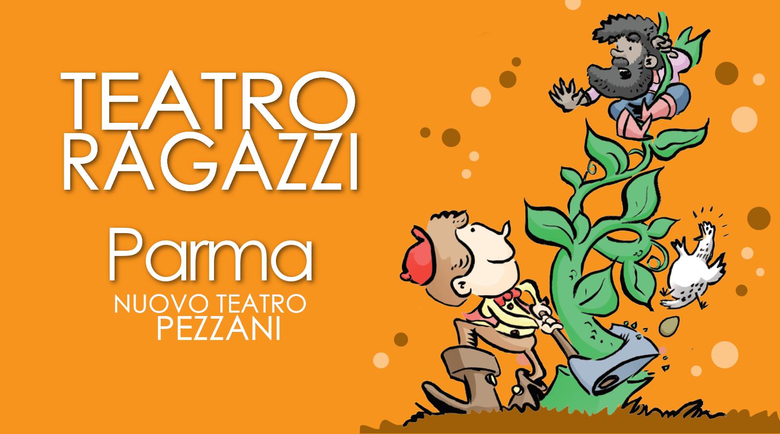 Rassegna di Teatro Ragazzi al Nuovo Teatro Pezzani di Parma