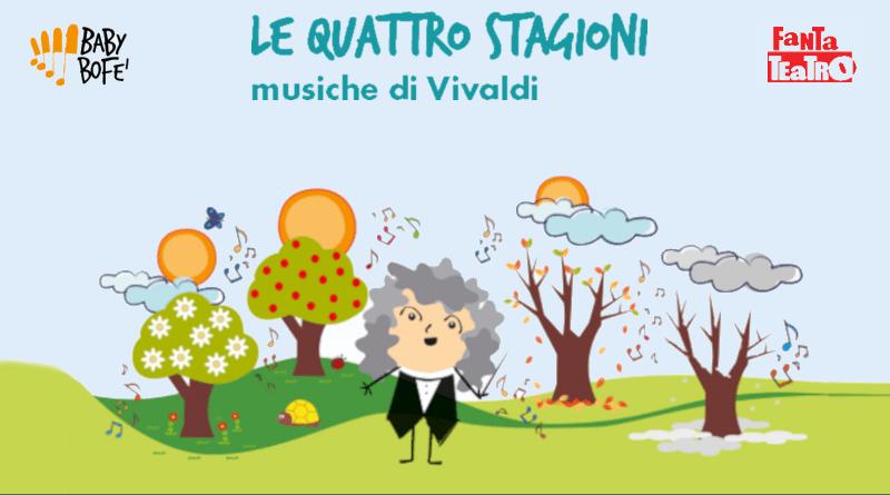 14/4 – Le quattro stagioni – Bologna