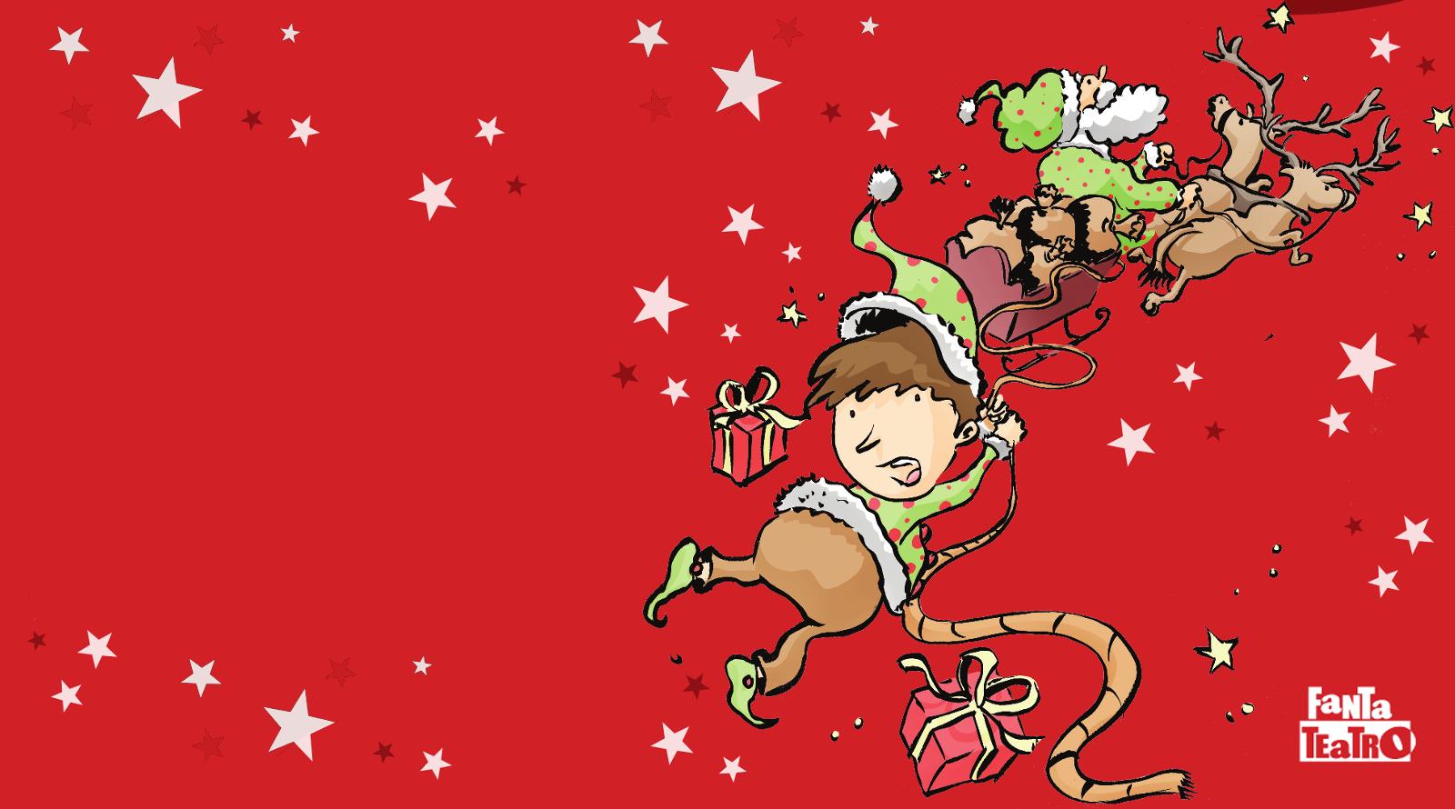 Apprendista Di Babbo Natale.L Apprendista Babbo Natale Fantateatro