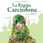 Copertina AUDIOLIBRO La Regina Carciofona